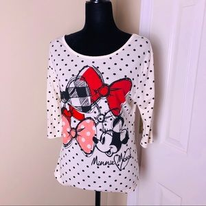 Size Large Minnie Mouse Shirt